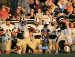 Bradley Central receiver Lameric Tucker commits to Mocs