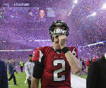 Falcons become butt of the joke after Super Bowl collapse