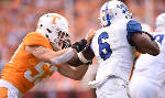 Lifelong Vols fan Colton Jumper wrapping up UT playing career