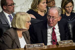 Sohn: Sen. Alexander gets a high five and a plea