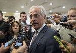 Corker on seeking third term: 'Very soon I'll make my plans known'