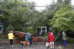 Power outages continue to drop in Georgia after Irma storm [photos]