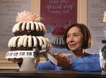 New bakery Nothing Bundt Cakes relying on word of (melt-in-your) mouth