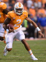 Vols avoid stunning upset, edge UMass at Neyland Stadium