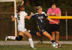 Fast Lady Chargers top Notre Dame 2-0 in soccer