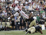 Nick Saban finds little fault as Bama humbles Vandy 59-0
