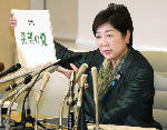 Tokyo governor launches new party ahead of elections