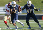 Alejandro Bennifield's return from suspension gives UTC Mocs a nice problem
