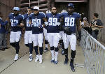 NFL investigating death threats against Titans tight end