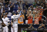 Home runs, strikeouts hit highs & complete games, bunts sink