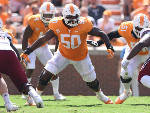 Lineman Venzell Boulware leaving Tennessee football program