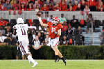 Coach Kirby Smart refrains from naming Georgia's starting quarterback