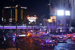 Wiedmer: Las Vegas massacre puts sports in perspective [photos]