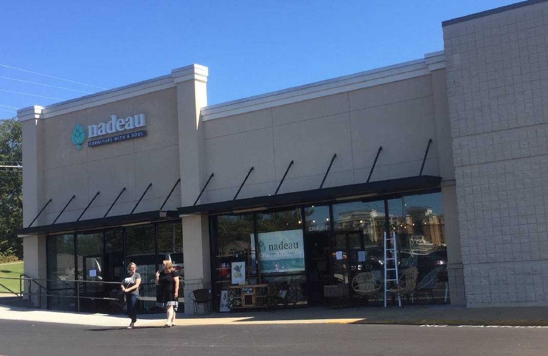 Nadeau Opened A Furniture Store At 2288 Gunbarrel Road, The Companyu0027s 36th  Store And The Fourth In Tennessee.