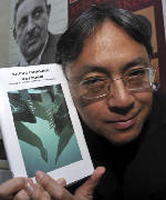 Ishiguro wins Nobel for 'uncovering the abyss'