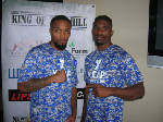Brothers local headliners for relocated boxing event