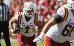 Iowa State's Joel Lanning plays both ways vs. Oklahoma