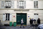 3 charged in mysterious, failed attack on Paris building