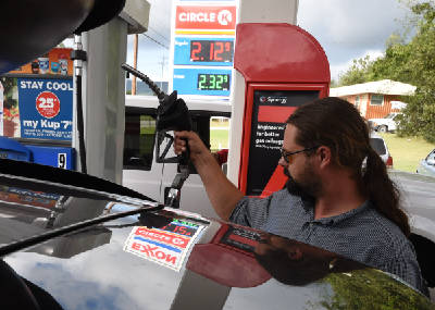 Circle K Gas Prices >> Chattanooga Gas Prices Drop By 10 Cents A Gallon From Last