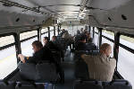 Federal board recommends seat belts on all new school buses