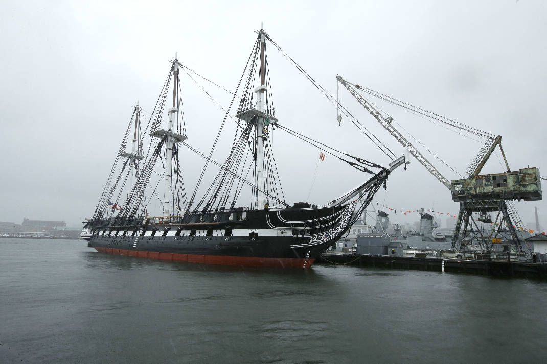 uss constitution to set sail to commemorate anniversaries times