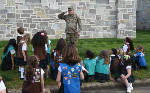 Local reaction to Boy Scouts' decision to welcome girls mirrors national response