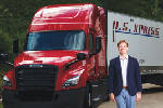 U.S. Xpress, Chattanooga's largest trucking company, sees good times ahead