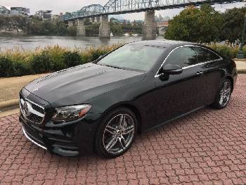 Test Drive 2018 Mercedes Benz E400 Coupe Exudes Refinement