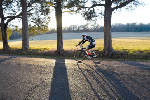 Five steps cyclists can take to stay in shape during winter