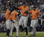 Houston Astros win 1st World Series crown, top Los Angeles Dodgers 5-1 in Game 7