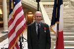 East Ridge veteran honored by France