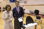 Democrats sweep Virginia, New Jersey governor's races