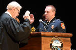 Philip Hyman sworn in as Chattanooga's next fire chief