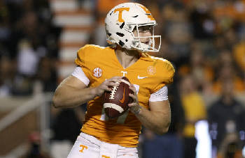 Vols Quarterback Will Mcbride Thrilled Family Teammates With Collegiate Debut