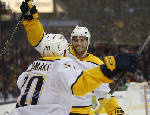 Jarnkrok, Rinne power Predators past Blue Jackets 3-1