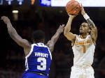 Tennessee men's basketball team uses 32-0 run to level High Point, 84-53