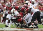 Iron Bowl a weighty game for SEC West