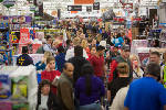 The psychology of the Black Friday shopping mob