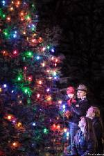 Holiday celebrations light up local communities