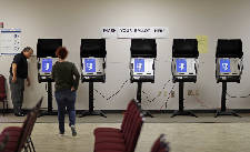 Panel considers overhaul of antiquated Georgia voting system