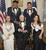 2017 Kennedy Center Honors recognize artists, skip drama