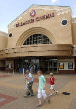 Cineworld buying Regal movie chain in global expansion