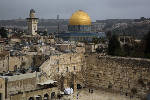Jerusalem is sacred place for Jews, Muslims, Christians