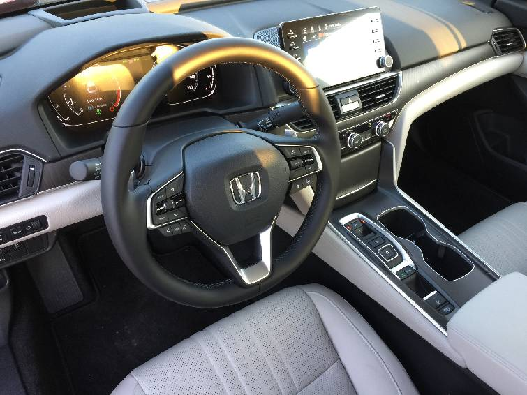 test drive 2018 honda accord has excellence baked in. Black Bedroom Furniture Sets. Home Design Ideas