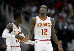 Prince, Schroder lead Hawks to 110-104 win over Heat