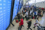Airlines inch back to normalcy after Atlanta airport blackout