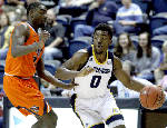 Mocs upset Jacksonville State 70-67 with Foreman's sixth 3-pointer