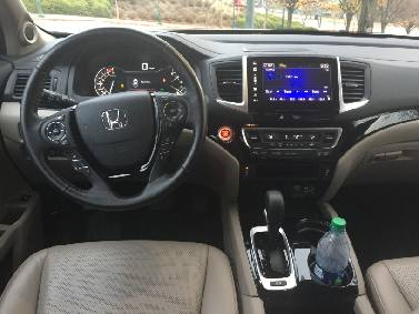 Test Drive 2018 Honda Ridgeline Takes The High Road To Excellence