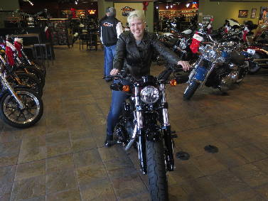 Amid Sales Drop Harley Davidson Wants To Teach More People To Ride