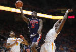 Auburn 13-1 after 94-84 win at Tennessee